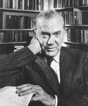 Photo of Graham Greene