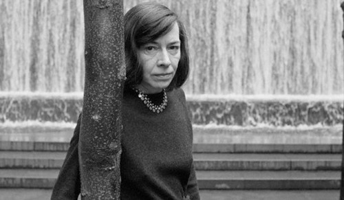 Photo of Patricia Highsmith