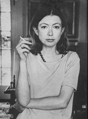 Photo of Joan Didion
