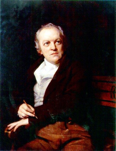 Photo of William Blake