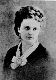 Photo of Kate Chopin