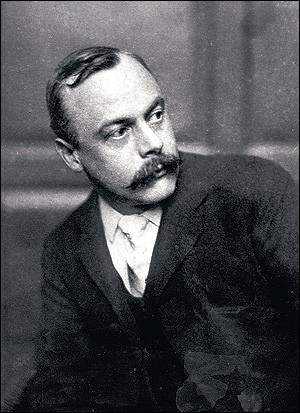 Photo of Kenneth Grahame