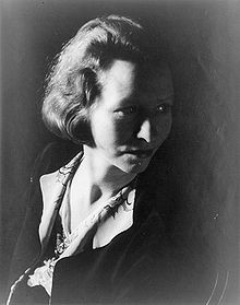 Photo of Edna St. Vincent Millay