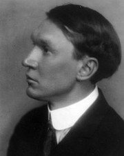 Photo of Vachel Lindsay