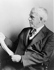 Photo of Robert Frost