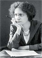 Photo of Mary Antin