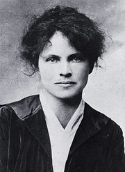 Photo of Dorothy Canfield Fisher