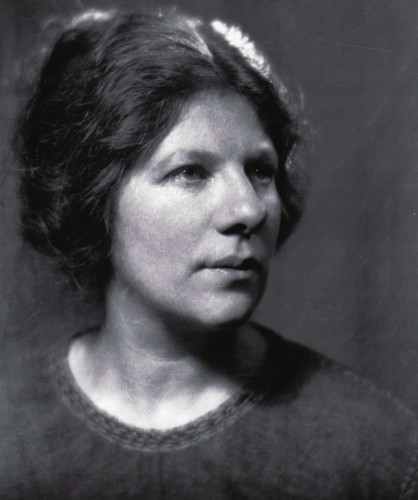 Photo of Anzia Yezierska