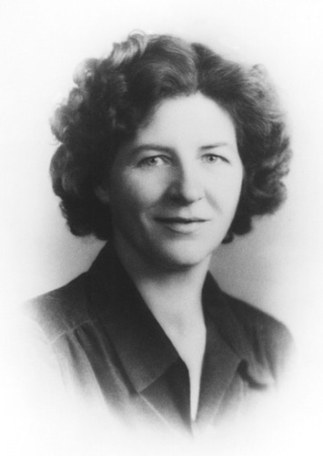 Photo of Isabel Briggs Myers
