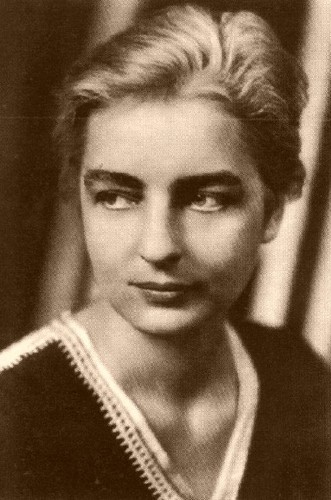 Photo of Ruth Benedict