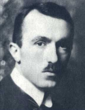Photo of Carlo Emilio Gadda