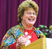 Photo of Charlaine Harris