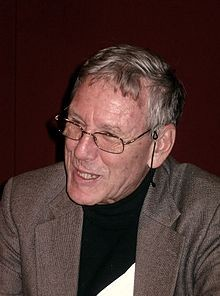 Photo of Amos Oz