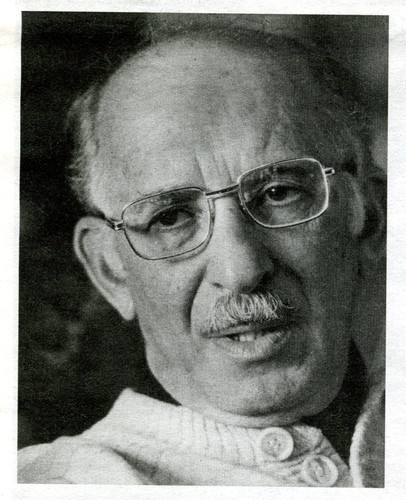 Photo of Bernard Malamud