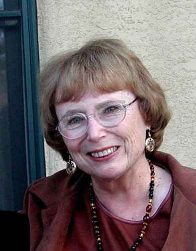 Photo of Lois Duncan