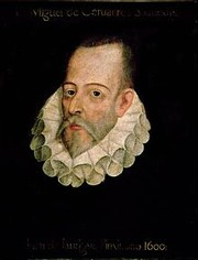 Photo of Miguel de Cervantes Saavedra