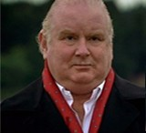 Photo of Peter Ackroyd