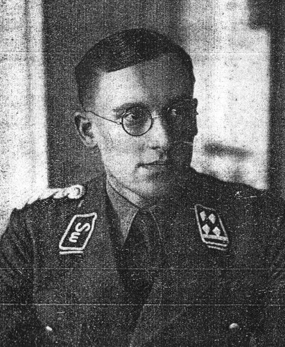 Photo of Gerhard Schumann