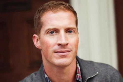 Photo of Andrew Sean Greer