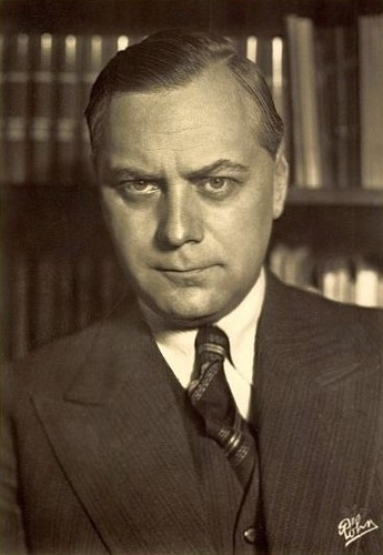 Photo of Alfred Rosenberg