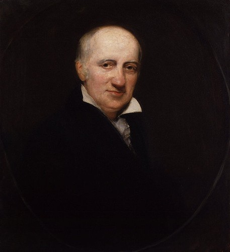 Photo of William Godwin