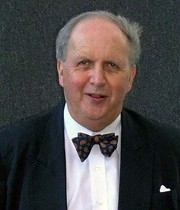 Photo of Alexander McCall Smith
