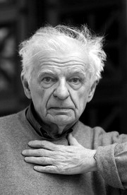 Photo of Yves Bonnefoy