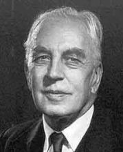 Photo of Arnold Joseph Toynbee