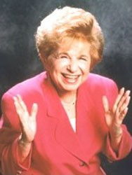 Photo of Ruth K. Westheimer