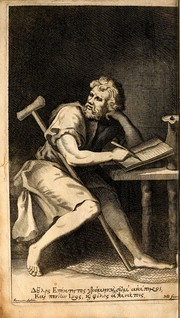 Photo of Epictetus
