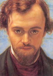 Photo of Dante Gabriel Rossetti