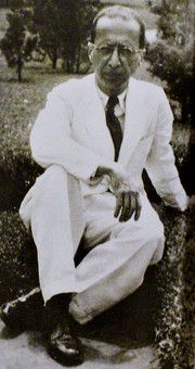 Photo of Manuel Bandeira