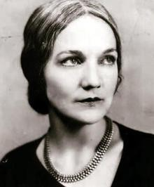 Photo of Katherine Anne Porter