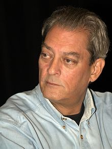 Photo of Paul Auster