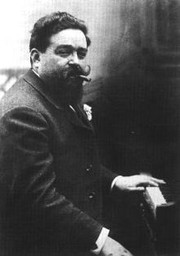 Photo of Isaac Albéniz