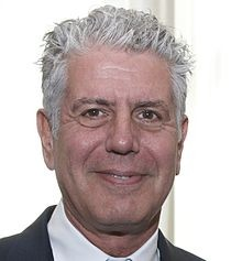 Photo of Anthony Bourdain