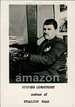 Photo of Stephen Longstreet