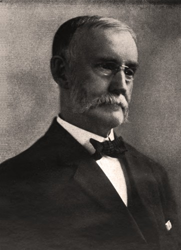 Photo of James Russell Miller