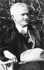 Photo of Albert Jay Nock