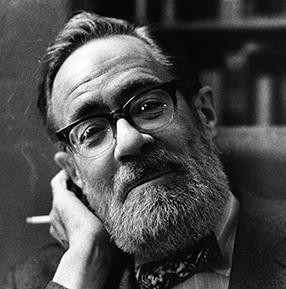 Photo of John Berryman