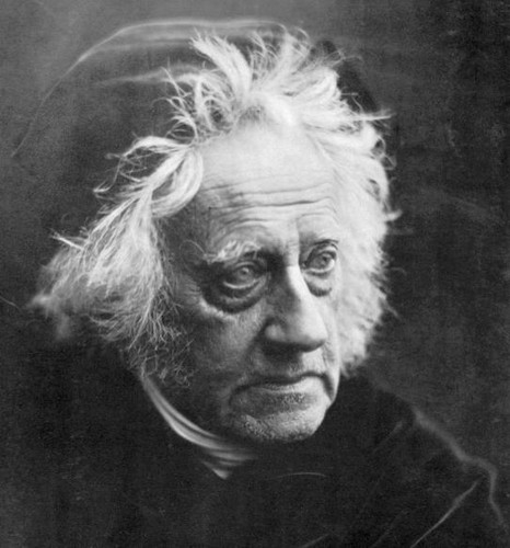 Photo of John Frederick William Herschel