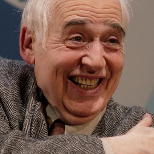 Photo of Harold Bloom