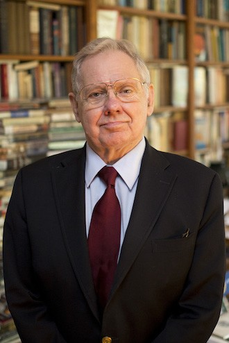 Photo of David Hackett Fischer