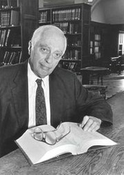 Photo of Bernard Lewis