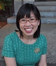 Photo of Grace Lin
