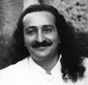 Photo of Meher Baba