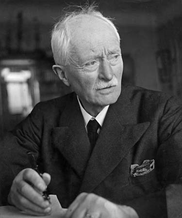 Photo of John Masefield