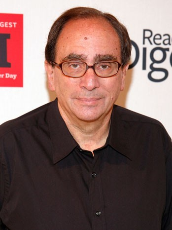Photo of R. L. Stine