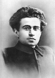Photo of Antonio Gramsci