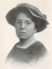 Photo of Emma Goldman